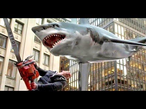 Sharknado 2: The Second One - Trailer Italiano