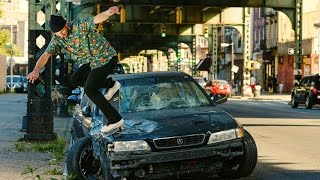 Pure Street Skating in New York City - Red Bull Coastal Business