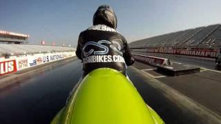GoPro: Nitrous Hayabusa drag racing, Mike Studebaker NHDRO 8-21-11