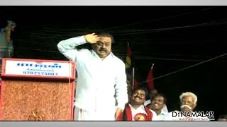 Sir... Do you have knowledge?_Vijayakanth stage comedy