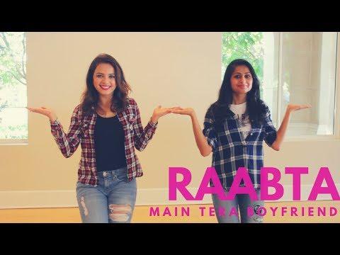 Main Tera Boyfriend | Raabta| Desi Twist| Bollywood Dance Easy Choreography