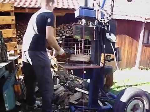 Hidraulicni cepac za drva Raska