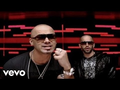 Wisin &amp; Yandel - Te Siento