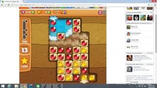 Hack de Diamond Digger Saga 2014