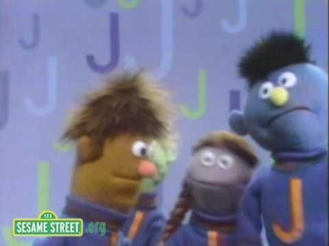 Sesame Street - J Friends