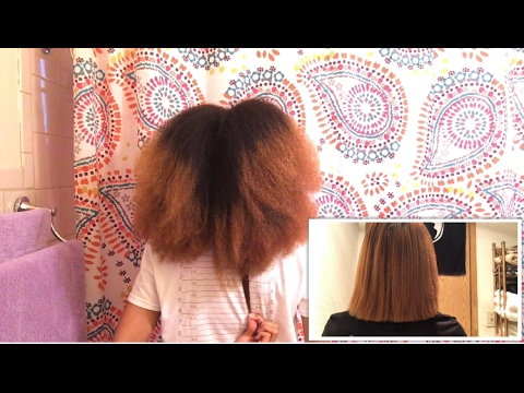 6 INCHES OF GROWTH   2 Year Natural Hair Length Check