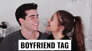 The Boyfriend Tag!