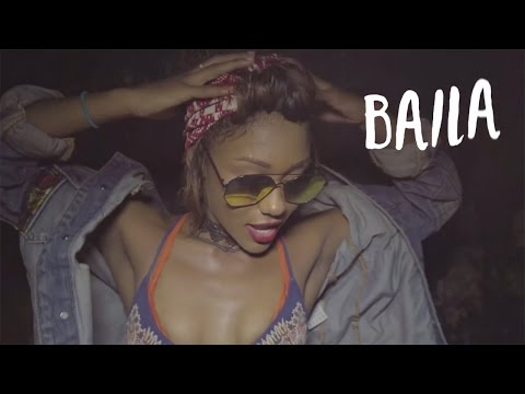 Nailah Blackman - Baila Mami (Official Lyric Video)