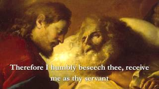 Song to St Joseph