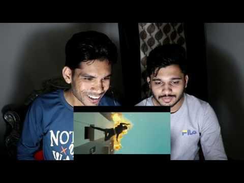 Goodachari 4K Teaser | Adivi Sesh | Sobhita Dhulipala | Prakash Raj |M BROS REACTION