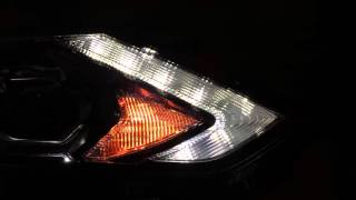 Qashqai 2014 - DRL dimmed when indicator is ON