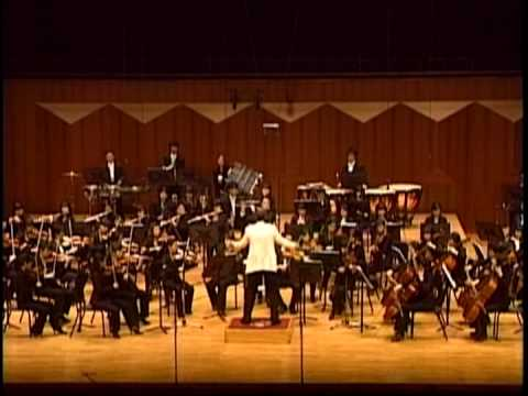 "PIOTR BORKOWSKI conducts A. KHACHATURIAN - WALTZ ""MASQUERADE"""