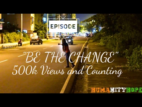 """BE THE CHANGE"" // Raksha Bandhan // By HUMANITY HOPE"