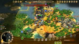 Let's Stream Sid Meier's Civilization IV: Colonization with Mah-Dry-Bread Part 1