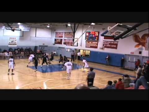 Matt England - Holy Ghost Prep 2013-2014 basketball highlights