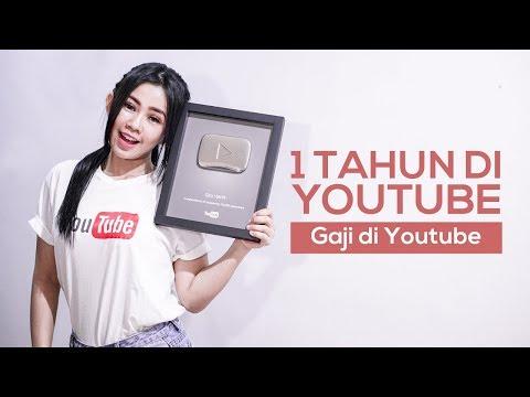 KARIR DI YOUTUBE SELAMA 1 TAHUN !!!