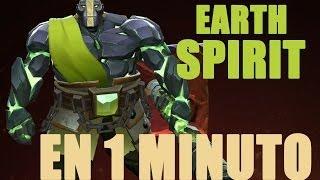Earth Spirit en 1 Minuto / Dota 2