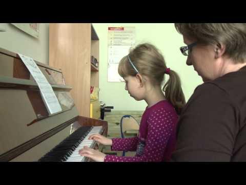 Nauka Gry Na Pianinie Dla Dzieci - Http://filmowanie.tychy.pl/