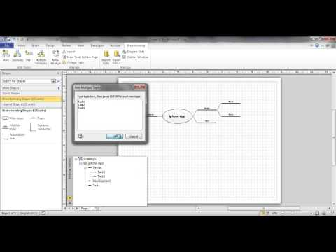 google sheets how to create a spaghetti diagram in visio