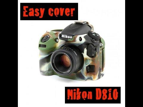 easy cover protector de silicon para nikon d810