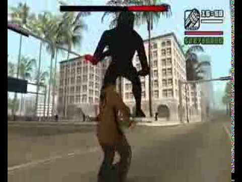 King Kong In The San Andreas