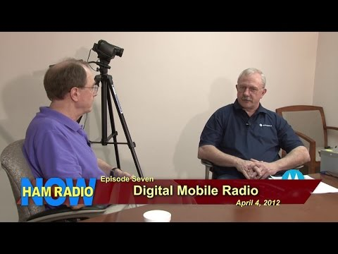 Ham Radio Now - Episode 7: DMR Digital Mobile Radio (Pre-Yaesu Edition)