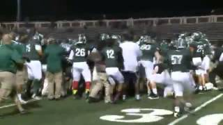 Coaches Fight In Massive Brawl During High School Football Game