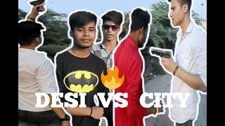 City Boys vs Desi Boys | Funny Video | Iflah Jamal