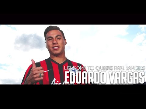 Eduardo Vargas - Welcome to Queens Park Rangers [HD - 720p]