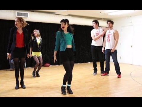 Heathers The Musical (Off-Broadway) rehearsal clips