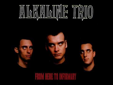 Alkaline Trio - Mr Chainsaw