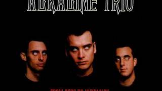 Watch Alkaline Trio Mr. Chainsaw video