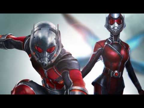 How Evangeline Lilly Celebrated Wrapping Ant Man And The Wasp