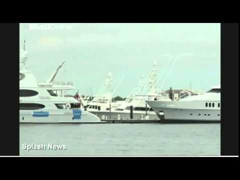 Elin Nordegren's billionire boyfriend has a bigger yacht than her ex Tiger Woods