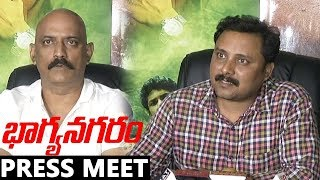 Bhagya Nagaram Movie Press Meet  | 2018 Telugu Latest Movies