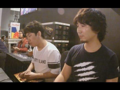 USF4, MCZ Daigo Umehara vs Poongko (Capcom Pro Tour Asia Finals)