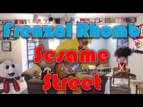 Frenzal Rhomb - Sesame Street