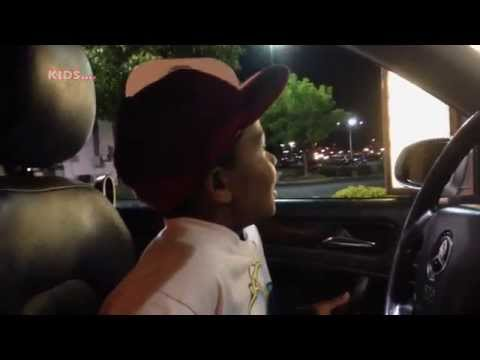 9 year old kid drives through fast food drive-thru at midnight, outrageous, ridiculous comedy video. Nicholas Givanio Films presents this web comedy skit series. Partnered with Charlie Boy...