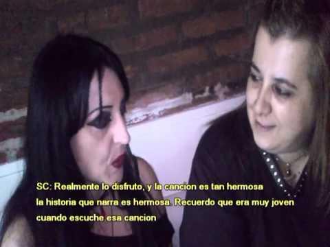 Entrevista a SONYA SCARLET Theatres des Vampires en Argentina Volver a la Magia Radio-Show