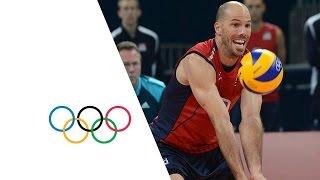 Men's Volleyball Quarterfinals - ITA vs USA | London 2012 Olympics