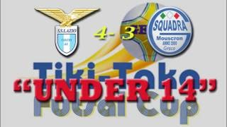 Tiki Taka - Finale under 14: S.S. Lazio vs Mouscron