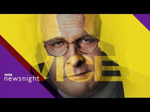 Adam McKay On Vice: The Story Of Dick Cheney - BBC Newsnight