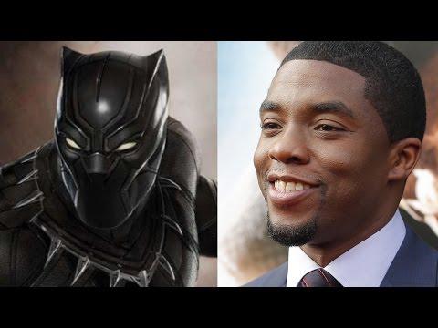 Marvel's 'Black Panther' is Chadwick Boseman