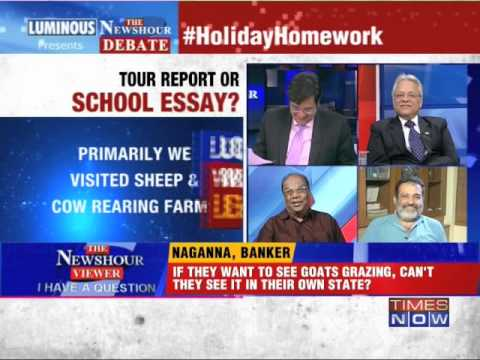 The Newshour Debate: You paid for this! - Full Debate (27th Feb 2014)