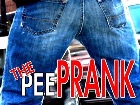 Epic Pee Prank! video