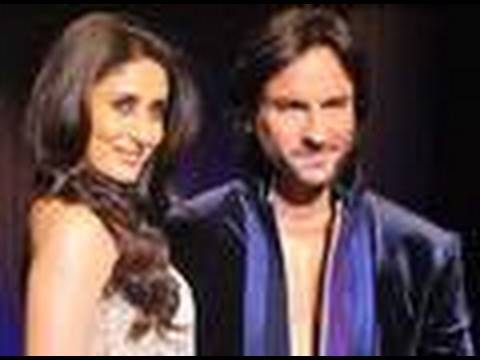 Kareena Ignores Saif's Children video