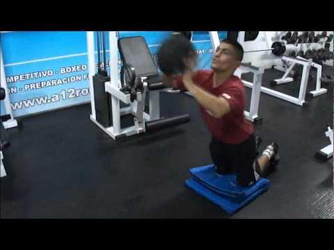 Preparacion fisica de Boxeo S.E.F.D