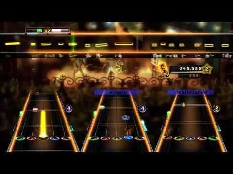 Fat bottomed girls guitar hero