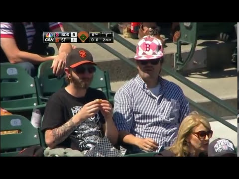 Funny Baseball Bloopers of 2013, Volume One