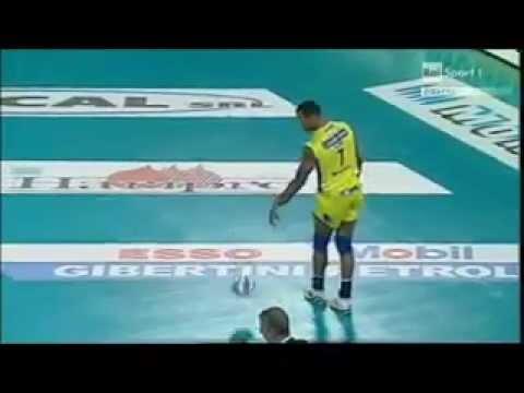 Волейбол  Офигенные подачи